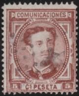 Espana      .    Yvert          .    163      .         O      .       Oblitéré  .  /   Cancelled - Usati