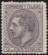 Espana   .    Yvert  .    183      .     (*)      .      Pas De Gomme    .  /  .   No Gum - Nuevos