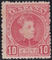 Espana   .    Yvert  .     214       .      *       .       Neuf Avec Gomme  .  /  .   Mint-hinged - 1889-1931 Königreich: Alphonse XIII.