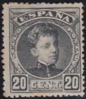Espana   .    Yvert  .     217       .      *       .       Neuf Avec Gomme  .  /  .   Mint-hinged - 1889-1931 Königreich: Alphonse XIII.