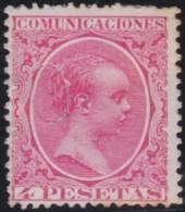 Espana   .    Yvert  .    210  (2 Scans)     .     (*)      .    Pas De Gomme    .  /  .   No Gum - 1889-1931 Königreich: Alphonse XIII.