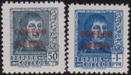 Espana   .    Yvert  .   PA  182/183      .      **      .       Neuf **      .      /  .     MNH - Luftpost