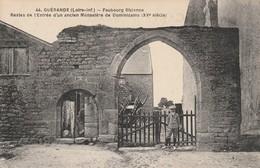 GUERANDE  Faubourg Bizienne (entrée D Un Ancien Monastere) - Guérande