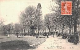 PARIS LE SQUARE DES BATIGNOLLES - Distretto: 17