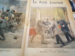 P.J 99 /AFFAIRE DREYFUS DEFENSEURS / - 1900 - 1949