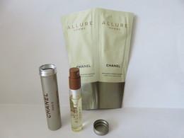 1 Echantillon ,tube Chanel - Parfums - Stalen