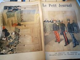 P.J 99 /AFFAIRE DREYFUS PROCES RENNES - 1900 - 1949