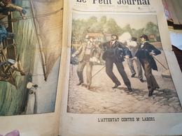 P.J 99 /AFFAIRE DREYFUS PROCES RENNES ATTENTAT Me LABORI - 1900 - 1949
