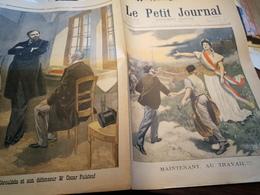 P.J 99 /AFFAIRE DREYFUS / MARIANNE MAINTENANT AU TRAVAIL/ DEROULDE  OSCAR FALATEUF - 1900 - 1949
