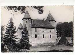 38 VIRIEU Chateau Facade Sud - Virieu
