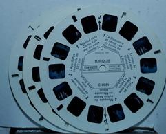 VIEW MASTER      TURQUIE  C 8051/52/53  3 DISQUES - Visionneuses Stéréoscopiques