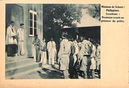 Phlilippines - Scoutisme : Promesse Scoute (Missions De Scheut) (fixed Price) - Philippinen