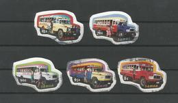 Samoa 2003 Buses Y.T. 950/954 (0) - Samoa