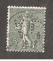 Perforé/perfin/lochung France No 130 AL Aciéries De Mont Saint Martin Et Longwy (115) - Perforés