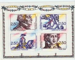 BLOC - 13  - 1991 -   Bicentenaire De La Révolution Française  -   Neuf -  Non Plié  - - Nuovi