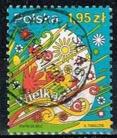 Polen 2012,Michel# 4551 O  Ostern - 1944-.... República