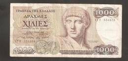 GRECIA 1000 DRACMAI 1987 - Grecia