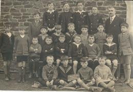 Coutisse  Une Classe 1930  PHOTO 14 Cm/ 10 Cm - Andenne
