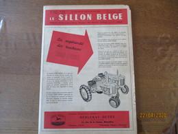 LE SILLON BELGE 12 FEVRIER 1955 REGARDS SUR LE 35e SALON AGRICOLE - Other