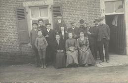 Baillonville  Louise Philippart  CARTE PHOTO - Somme-Leuze