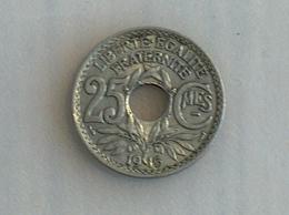 France 25 Centimes LINDAUER, Cmes SOULIGNÉ 1915 - Francia