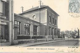 91    Corbeil     école Maternelle Galignani - Corbeil Essonnes