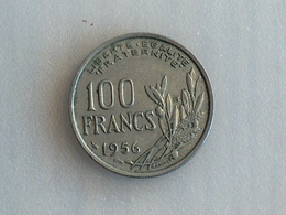 France 100 Francs COCHET 1956 B - N. 100 Francs