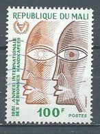 Mali YT N°422 Personnes Handicapées Oblitéré ° - Mali (1959-...)