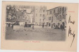 Venezia, Editore BRASOLIN , Campo S. Margherita, Rara - F.p. - Anni 1900-1903 - Venezia (Venice)