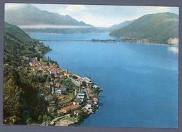 °°° Cartolina - Campione Lago Di Lugano Viaggiata °°° - Como