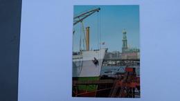 Hamburg 4 Post Card - Harburg
