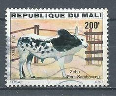 Mali YT N°463 Zébu Paul Sambourou Oblitéré ° - Mali (1959-...)