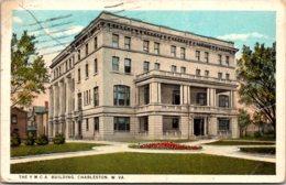 West Virginia Charleston Y M C A Building 1927 Curteich - Charleston