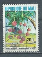 Mali YT N°443 Mimosa Pourpre Néré Oblitéré ° - Mali (1959-...)