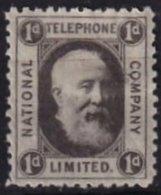USA - 1 D. Compagnie Du Téléphone - 1847-99 Unionsausgaben