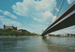 Slowakei - Bratislava - Pahlad Na Hrad Z Petrzalky - 1975 - Slovakia