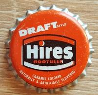 VIEILLE CAPSULE KROONKURK AMERICA U.S.A. SODA DRAFT HIRES - Soda