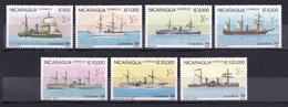Nicaragua - 1990 - ( Stamp World London '90 - Ships ) - MNH** - Nicaragua
