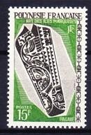 POLYNESIE FRANCAISE 1968 YT N° 53 ** - Nuovi