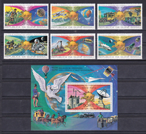 Guinea-Bissau - 1977 - ( UPU Centenary In 1974 ) - MNH (**) - Guinea-Bissau