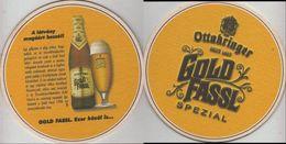 Bierdeckel Rund - Ottakringer Goldfassl - Sous-bocks