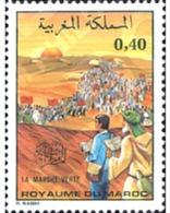 Ref. 197058 * MNH * - MOROCCO. 1975. GREEN MARCH . MARCHA VERDE - Morocco (1956-...)