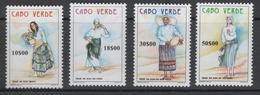 CABO VERDE 1998  TRAJES TÍPICOS - COSTUMES TYPIQUES - TYPICAL COSTUMES - Kap Verde