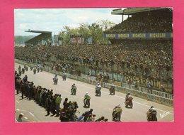 Départ Du Bol D'Or, 1987, LE MANS, Sport Moto, (Valore) - Motorcycle Sport