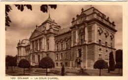 5MP 1O30. COLMAR - LA COUP D' APPEL - Colmar