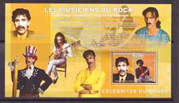 CONGO 2006  FRANK ZAPPA  YVERT N°B1726  NEUF MNH** - Singers