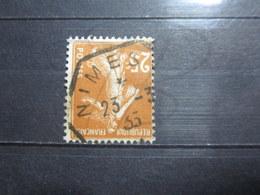 "VEND BEAU TIMBRE DE FRANCE N° 235 , CACHET HEXAGONAL "" NIMES "" !!! - 1906-38 Semeuse Camée"
