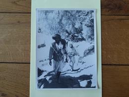 Grande Photo Guerrier Issa (Djibouti) - Photographs