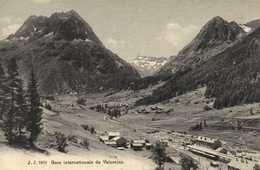 Gare Internationale De Valorcine RV - Autres Communes