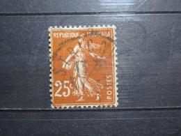 """VEND BEAU TIMBRE DE FRANCE N° 235 , OBLITERATION """" OSTRICOURT """" !!! - 1906-38 Semeuse Camée"""